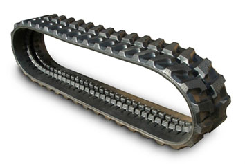 McTRACK® Original - rubber track with the heaviest steel links and strongest rubber compound