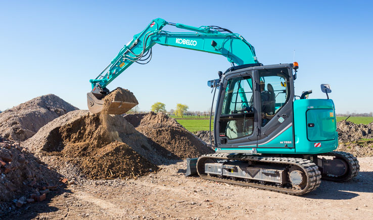 About Kobelco – McSharry Bros