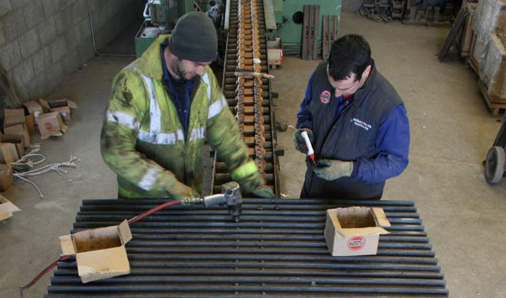 McSharry TRACK - Solving Your Undercarriage Needs
